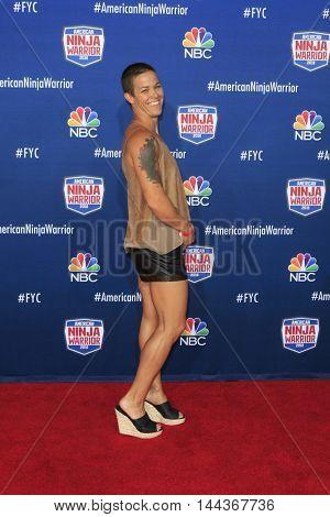 LOS ANGELES - AUG 24:  Selena Laniel at the