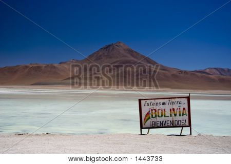 Binevenidos A Bolivia