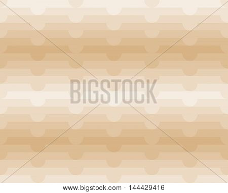 Seamless Decorative Abstract Pattern Background