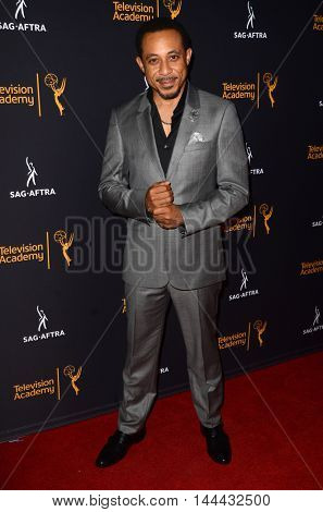 LOS ANGELES - AUG 25:  Dale Godboldo at the 4th Annual Dynamic & Diverse Celebration at the TV Academy Saban Media Center on August 25, 2016 in North Hollywood, CA