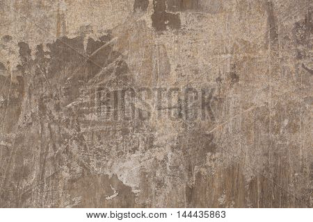 Cement concrete grey wall for grunge background