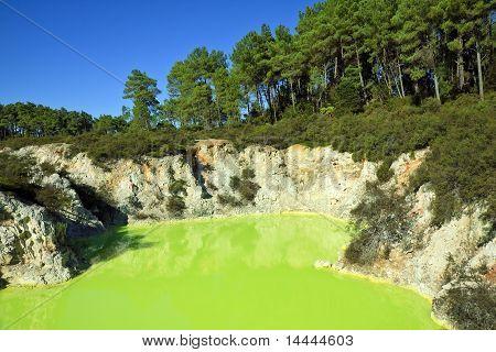 Thermal Wonderland The Devil's Bath 1