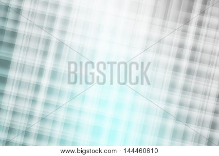Gray and blue blurred lines blend to create abstract background