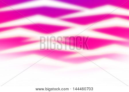 Pink and purple blend to create abstract background