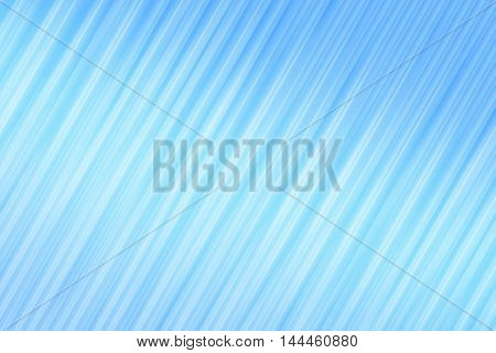 Blue colors blend to create abstract background