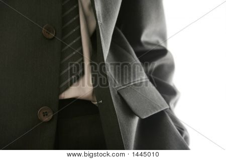 Businessman'S Firmness