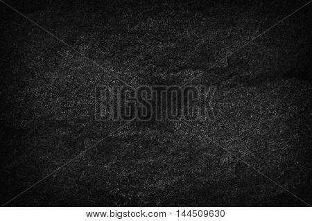 Texture Of Stone Black
