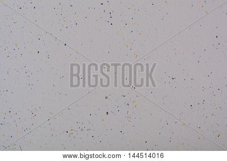 speckled splash of color as wall color - background