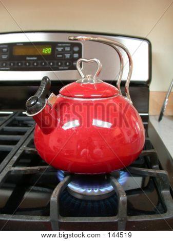 Whistling Pot