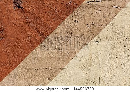 Colorful painted concrete wall texture for your background.