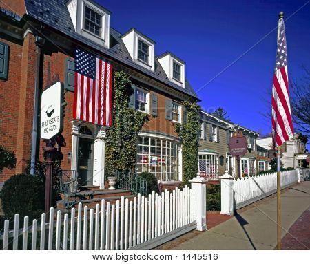 EUA Small Town