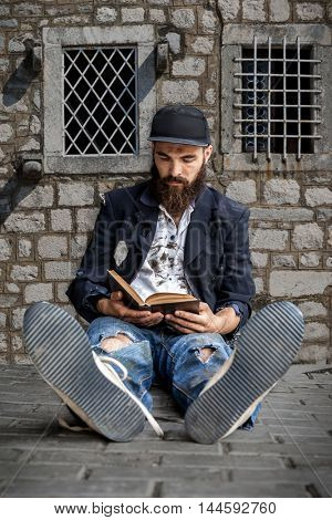 Vagrant reading