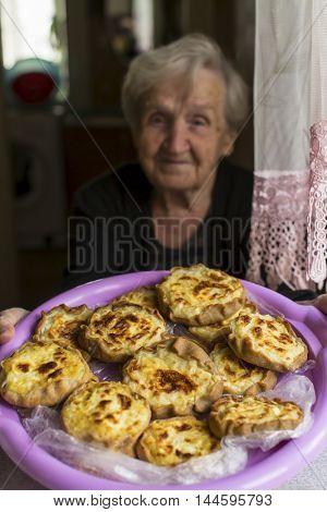 Karelian pasty - are traditional pasties from Karelia, Finland, Estonia and northern Russia.