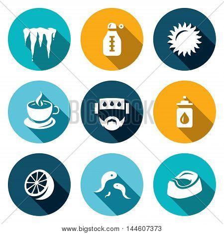Icicle, Thermometer, Sun, Tea Patient Prevention Citrus Bloodsucker Toilet pot