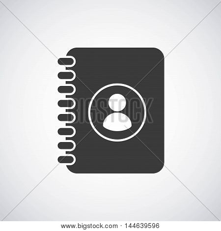 directory agend telephone isolated icon vector illustration design