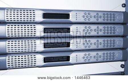 Encoder Television Tone Blue