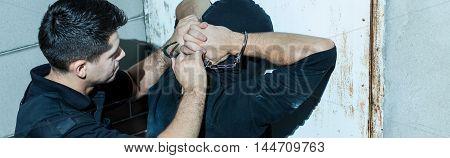 Police Officer Gets Kidnapper