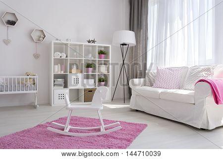 Little Girl Baby Room