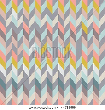Seamless geometric pattern with zigzags. Geometric pattern graphic textiles for book design website background. Seamless abstract ornament line periodic geometric pattern graphic vector.