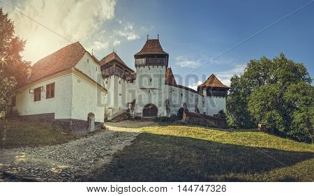 Viscri Fortified Church, Romania