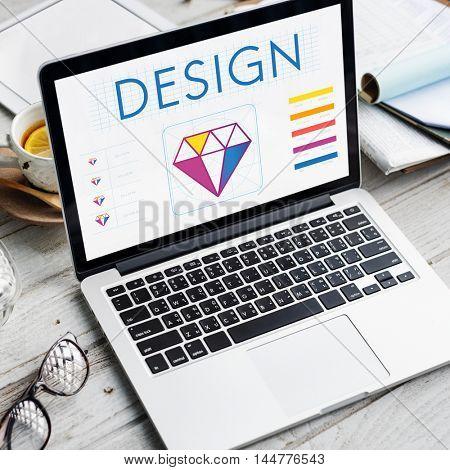 Graphic Design Creative Imagination Concept
