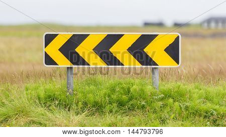 Sign Color Traffic