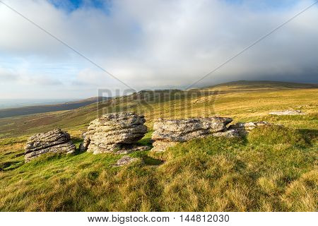 The View From Brat Tor