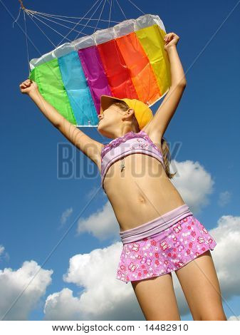 Start Flying Kite