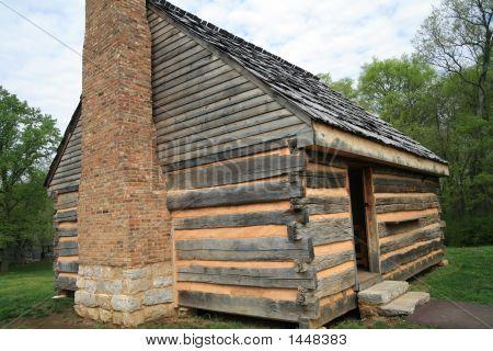 Living Quarters For The Household Slaves
