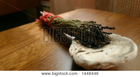 Cedar Wrapped