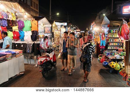 Street Shopping, Thailand
