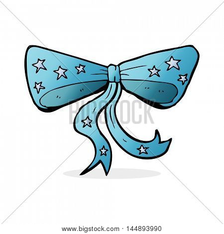 cartoon bow tie