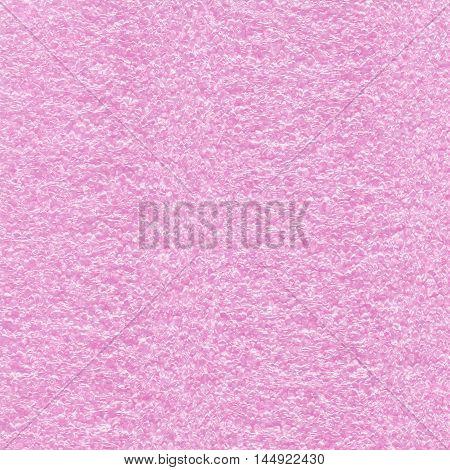 Pink bubbles polyethylene surface wallpaper texture pattern background