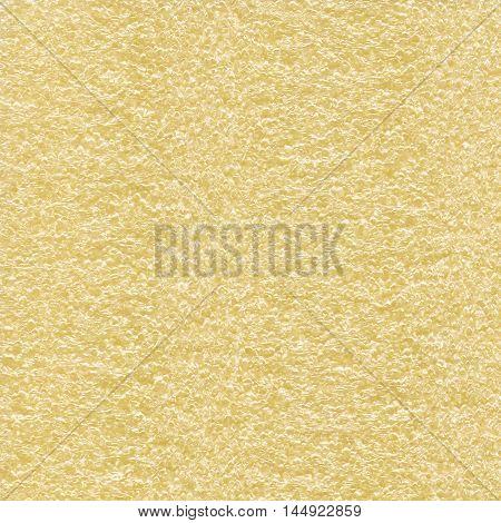 Golden bubbles polyethylene surface wallpaper texture pattern background