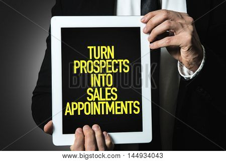Turn Prospects Into Sales Appointments