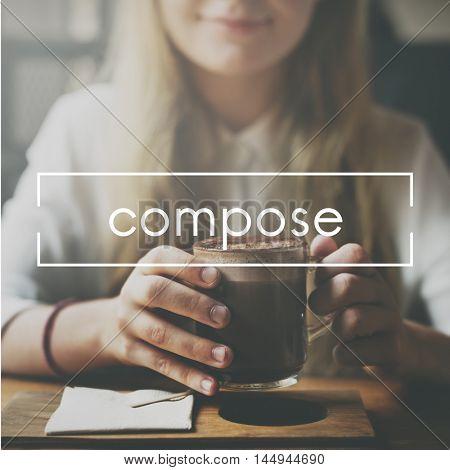 Compose Composer Composing Composition Concept