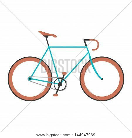 Vintage Retro Bicycle Vector & Photo (Free Trial) | Bigstock