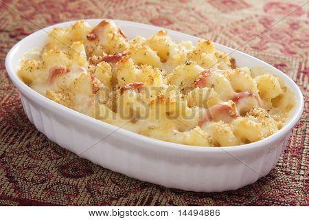 Tomato Mac & Cheese