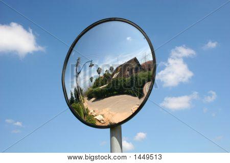 Traffic Mirror View