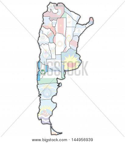 Neuquen Region Territory