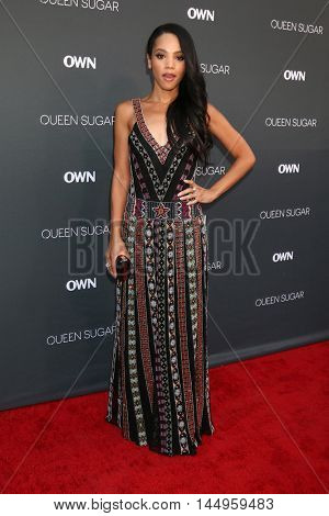 LOS ANGELES - AUG 29:  Bianca Lawson at the Premiere Of OWN's