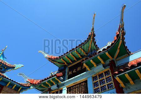 Chinatown, Los Angeles, Usa..