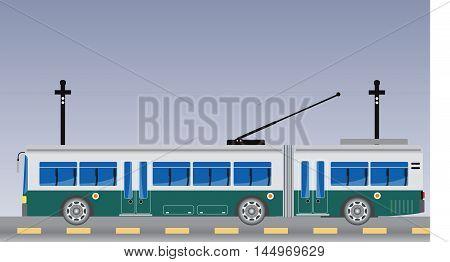 Trolley Bus C