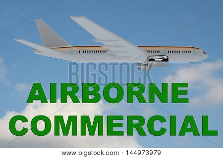 Airborne Commercial Concept