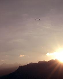 Paragliding Peace