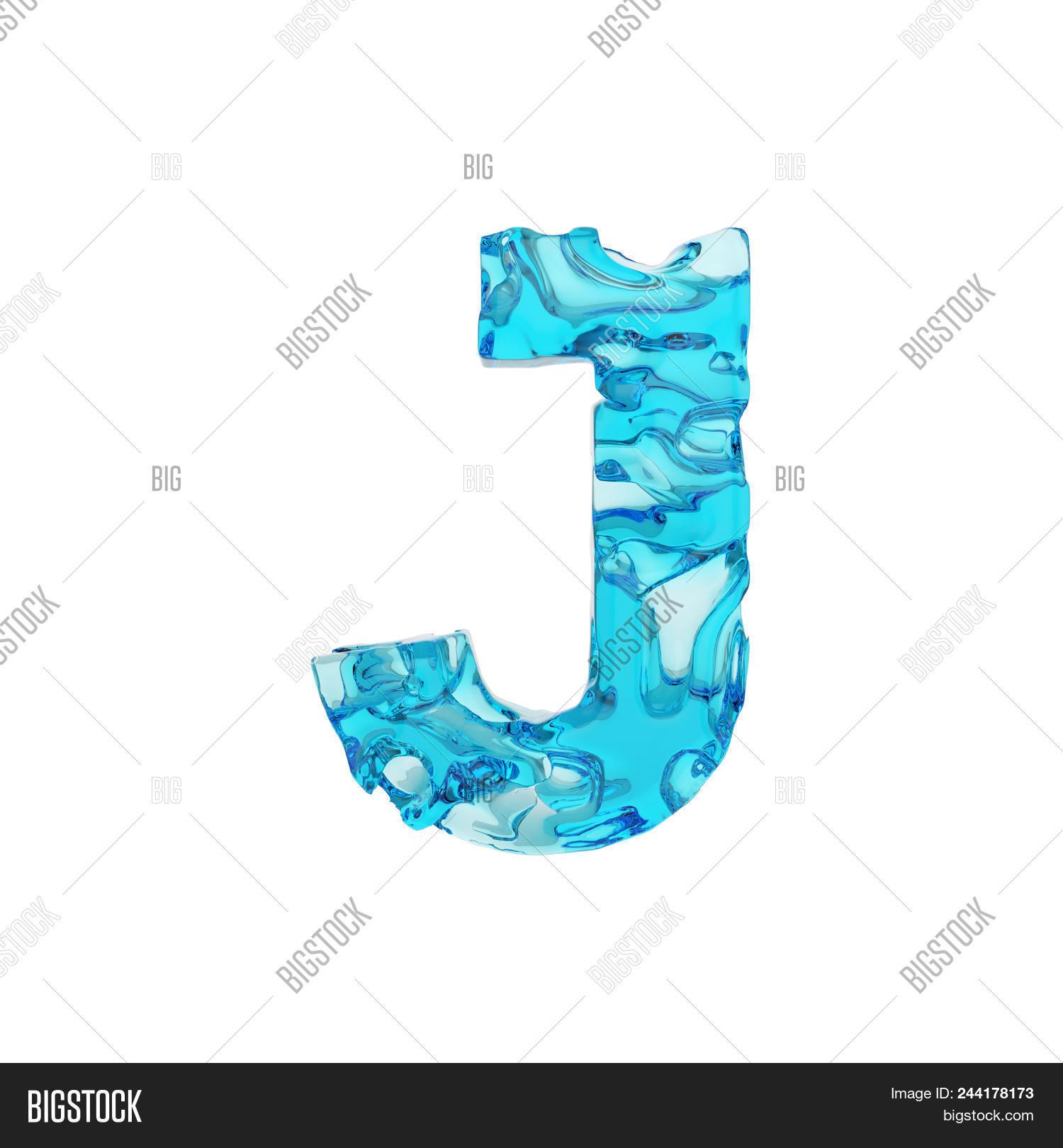 Alphabet Letter J Image & Photo (Free Trial) | Bigstock