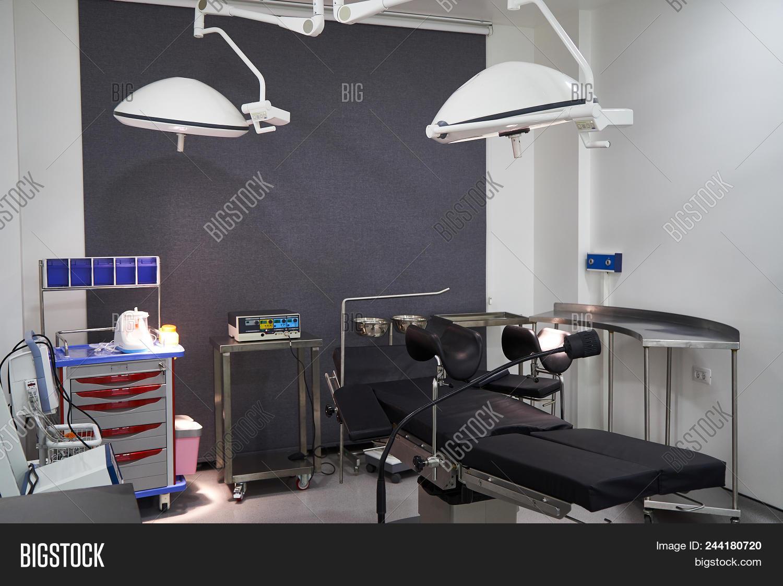 Hospital Room Interior Image Photo Free Trial Bigstock