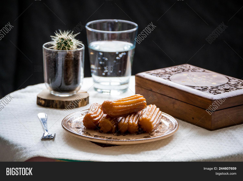 Tulumba Turkish Arabic Image & Photo (Free Trial) | Bigstock