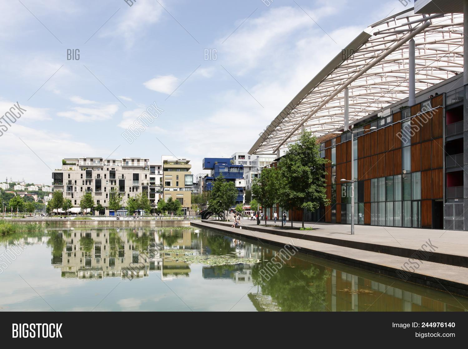 Confluence District Image Photo Free Trial Bigstock