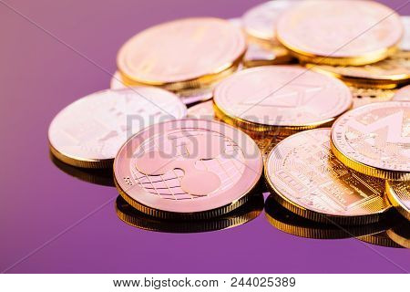 Some Cryptocurrency Coins